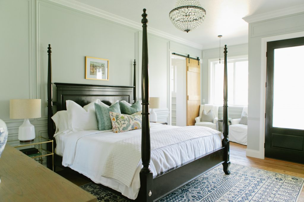 The Modern Farmhouse Project Master Bedroom And Bathroom House Of