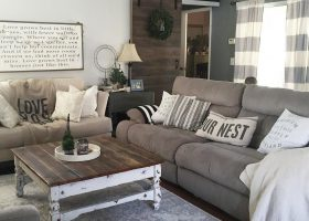 Country Style Living Room Furniture