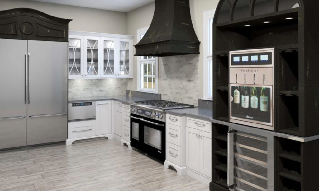 Tipler Design Group And Habersham Home Collaborate On Transitional