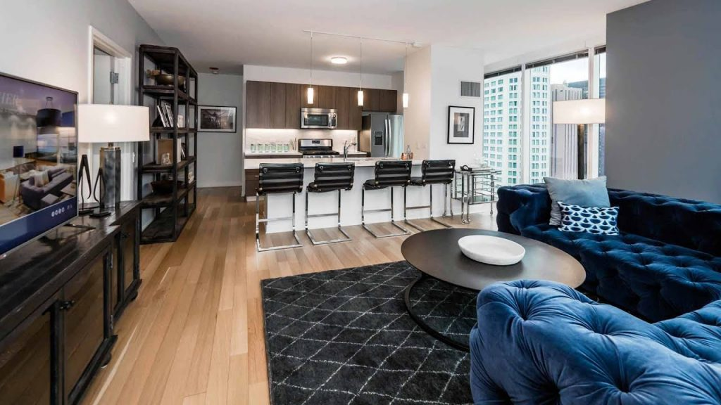 Tour A New Luxury 2 Bedroom 2 Bath At Streetervilles North Water