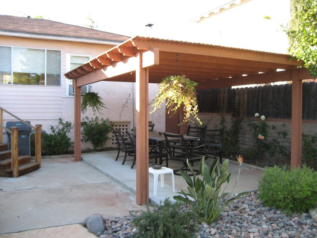 Trend Of Outdoor Patio Roof Ideas And Stylish Backyard Patio Cover