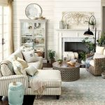 French Country Style Living Room