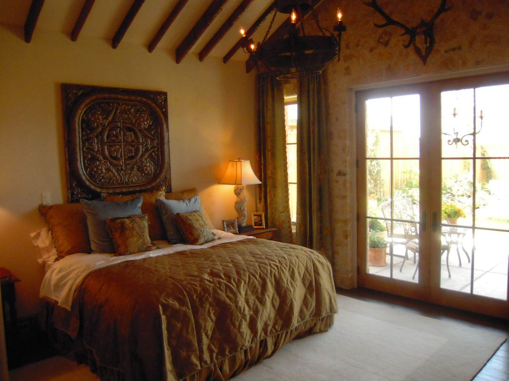 Tuscan Bedroom Decorating Ideas Unique Texas Tuscan Style Bedroom