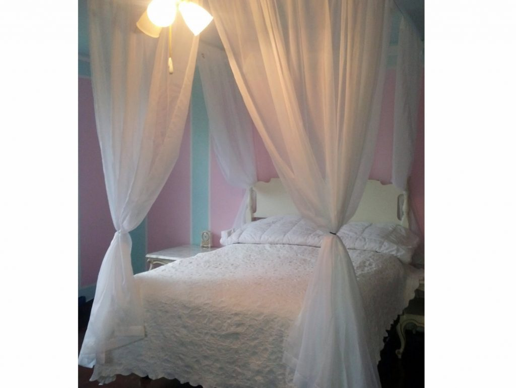 Twin Size Voile Princess Bed Canopy Four Poster Bed Etsy