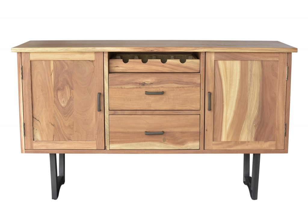 Union Rustic Sherill Buffet Table Wayfair