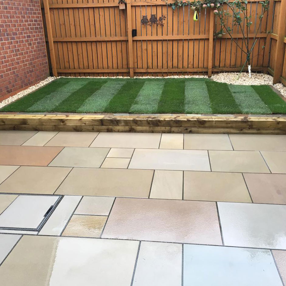 Venus Stone Natural Indian Sandstone Shotblasted Project Packs