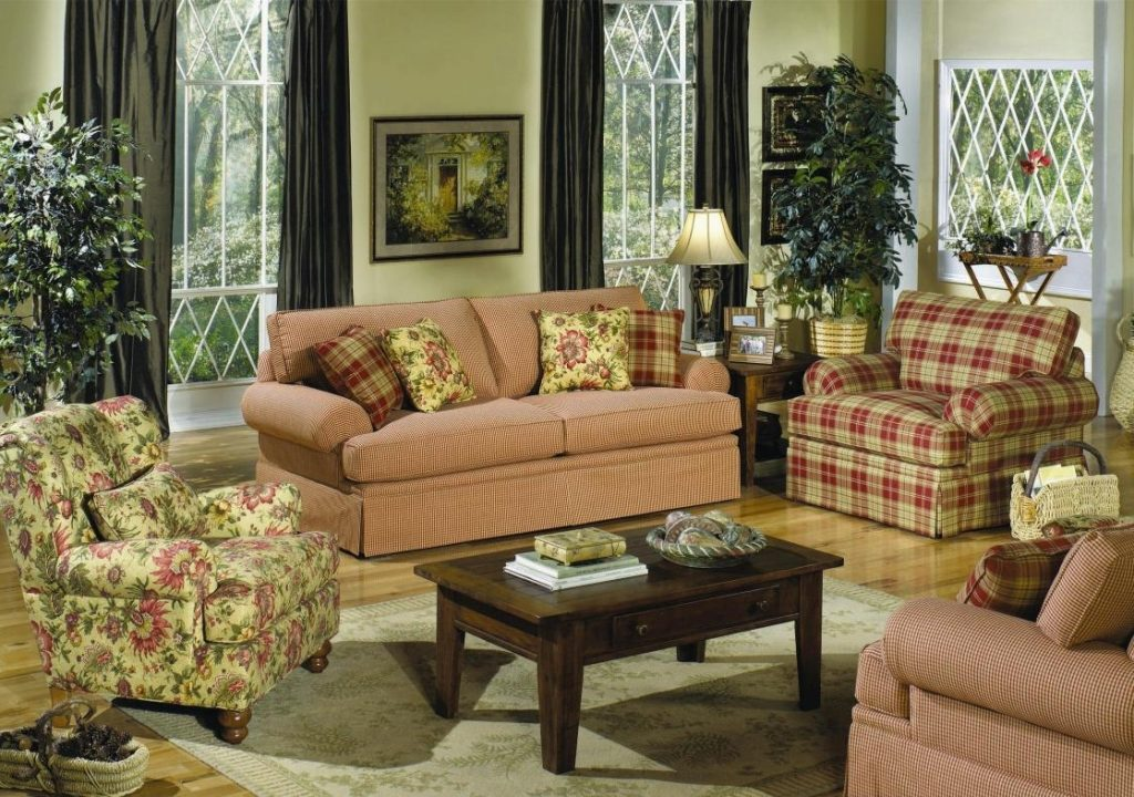 View Gallery Of Cottage Style Sofas And Chairs Showing 2 Of 20 Photos