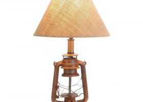 Old World Style Table Lamps
