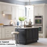 While White Kitchens May Be A Fan Favorite These Off White Diamond