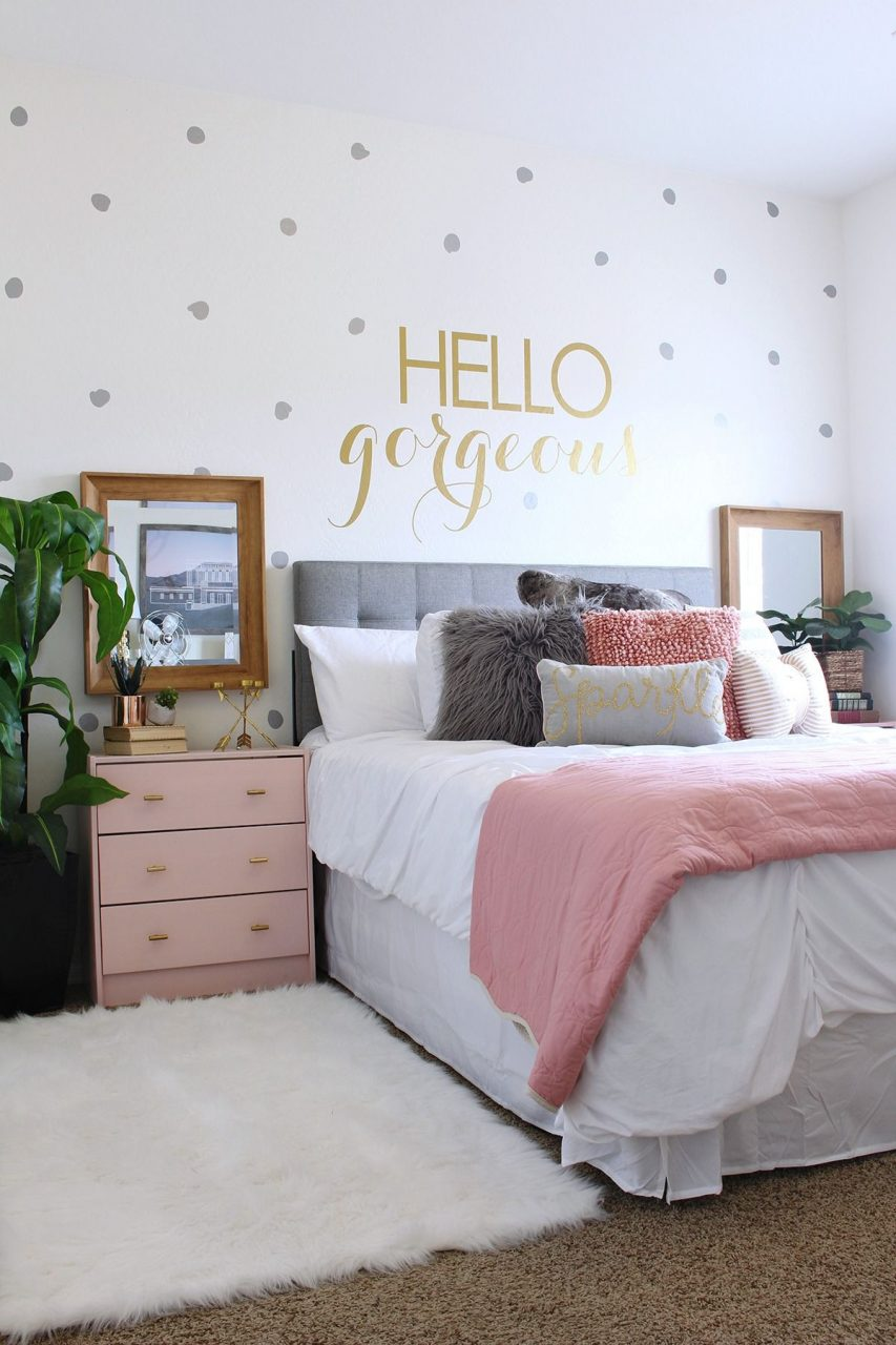 White Bedroom Ideas Tumblr Luxury Surprise Teen Girl S Bedroom