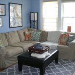 Wonderful Blue And Grey Living Room Blue And Tan Living Room Ideas