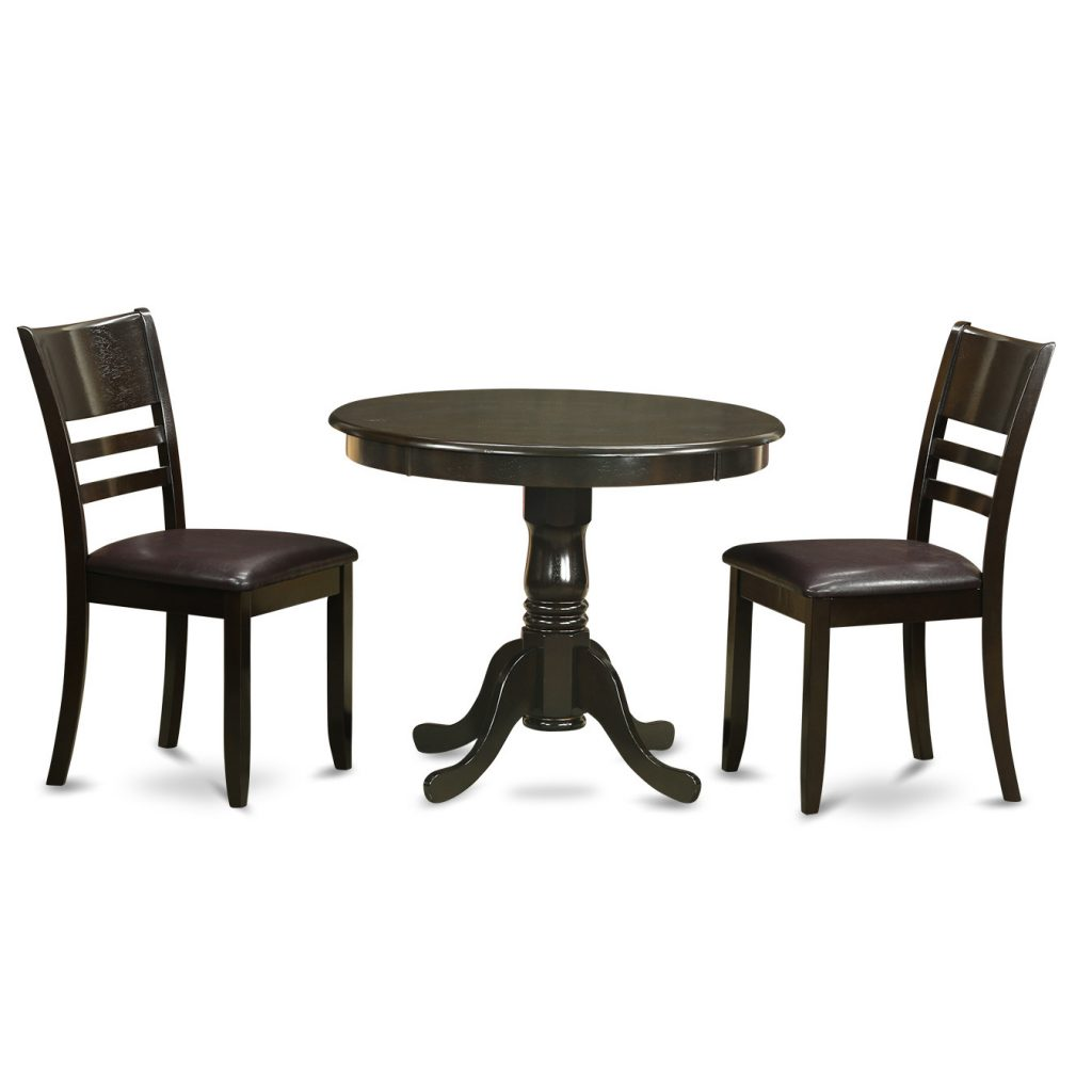 Wooden Importers 3 Piece Dining Set Wayfair Drexel Heritage Dining