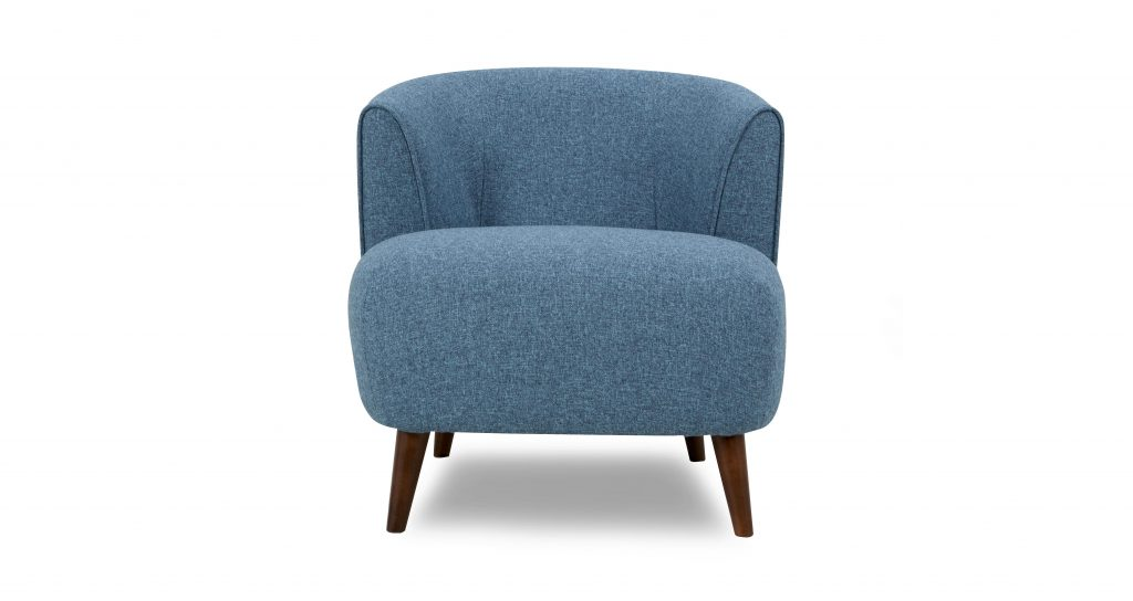 Zinc Plain Tub Chair Dfs Tealandbluecombination French Armchair And
