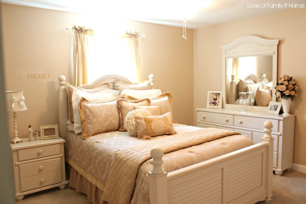 10 Cottage Style Bedroomsmakeover Inspiration Love Of Family Home