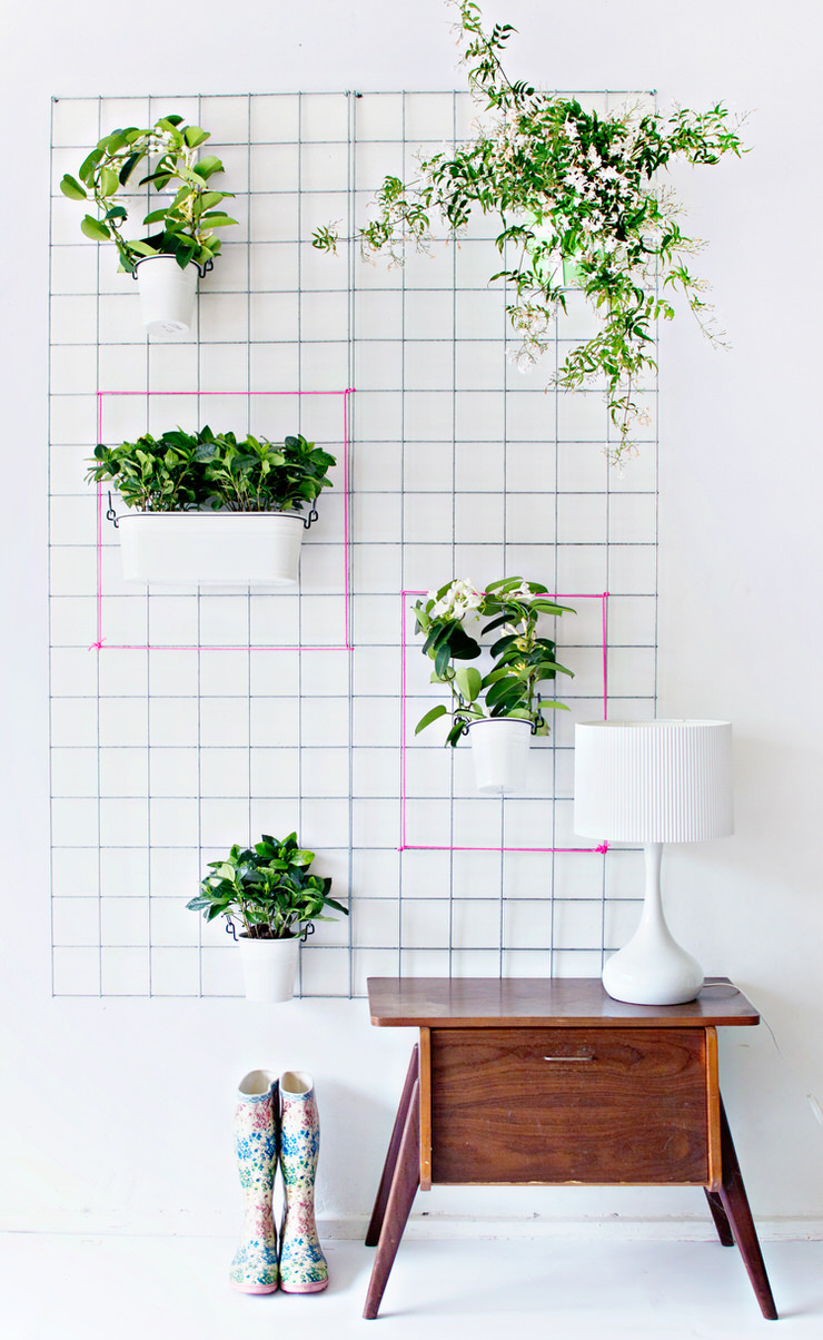 13 Stunning Indoor Vertical Garden Planter Ideas Projects
