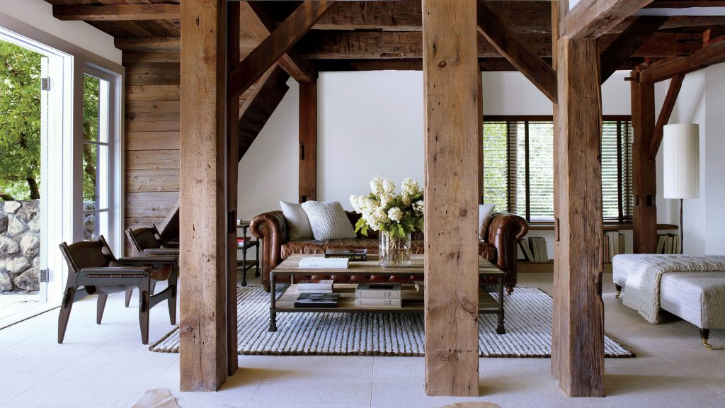 13 Utterly Inviting Rustic Living Room Ideas Architectural Digest