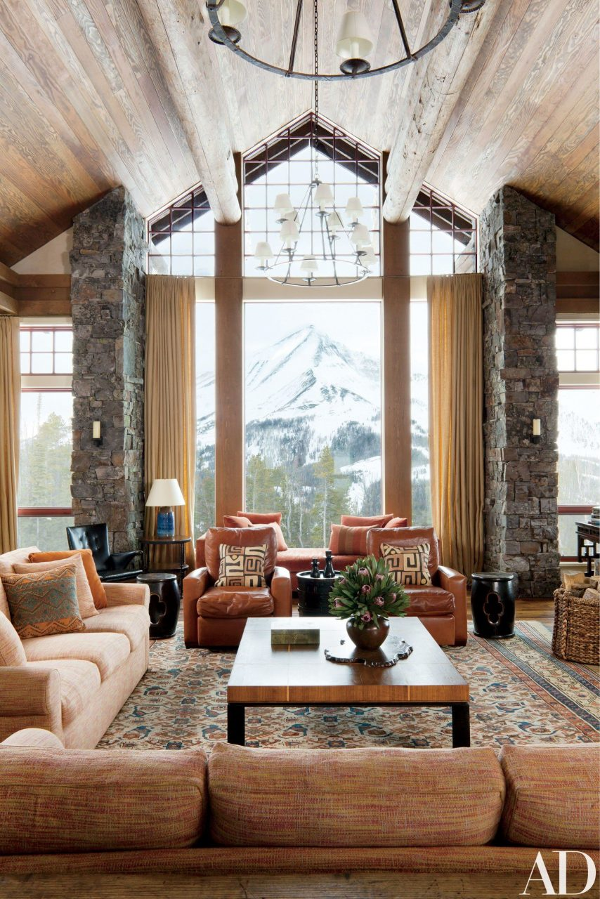 13 Utterly Inviting Rustic Living Room Ideas Design Rustic