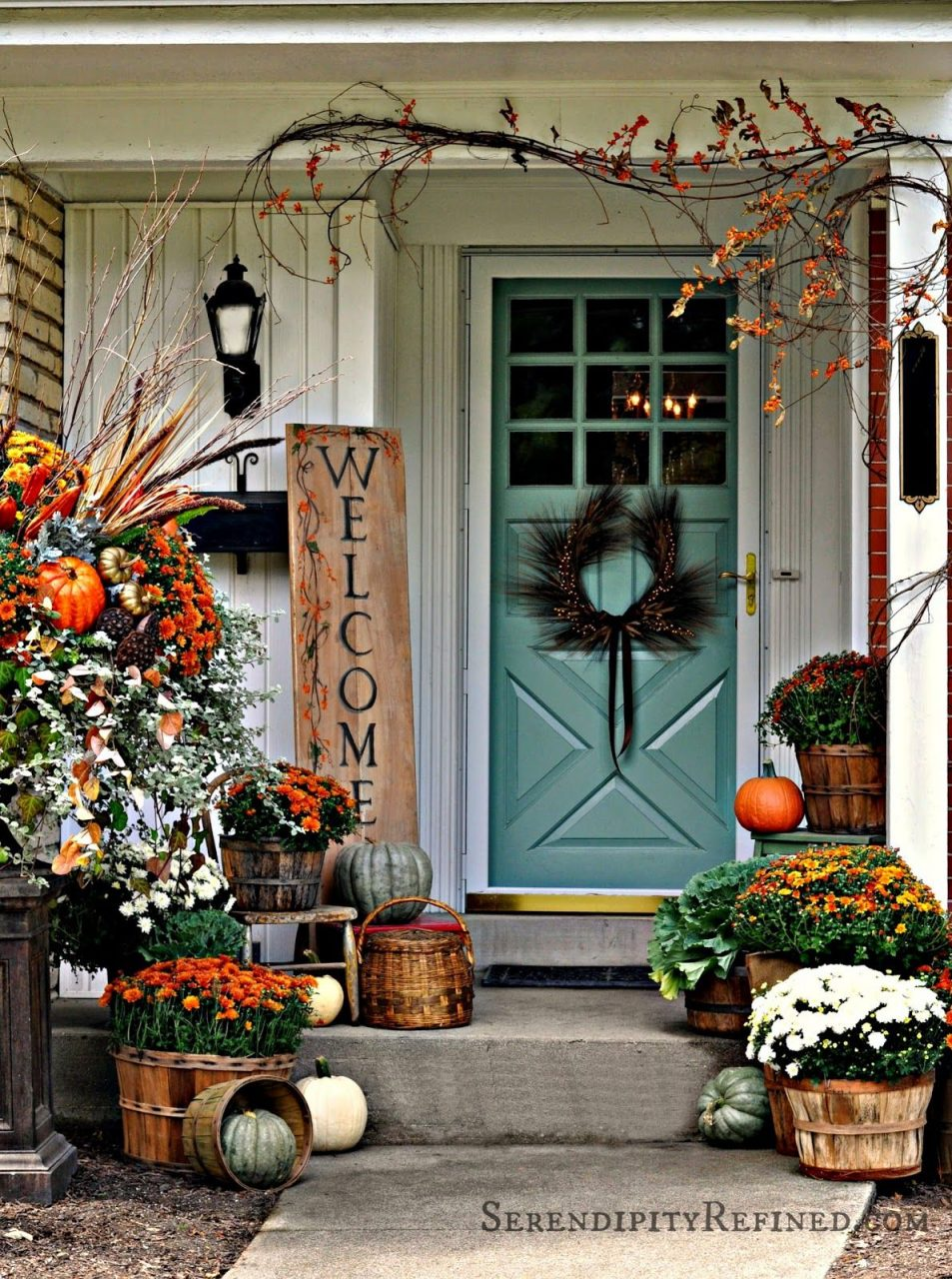 15 Fall Porch Decor Ideas Fall Ideas Pinterest Fall Decor