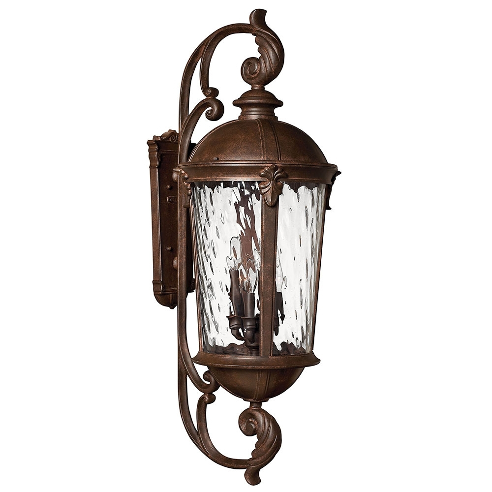 20 Best Collection Of Large Outdoor Wall Light Fixtures