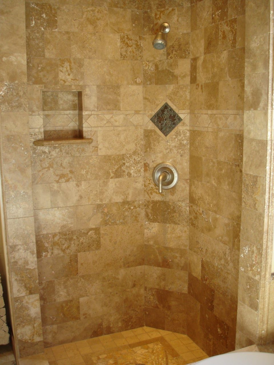 20 Cool Ideas Travertine Tile For Shower Walls With Pictures Tile