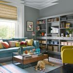 Colors That Go with Gray Living Room