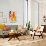 Danish Modern Living Room Furniture