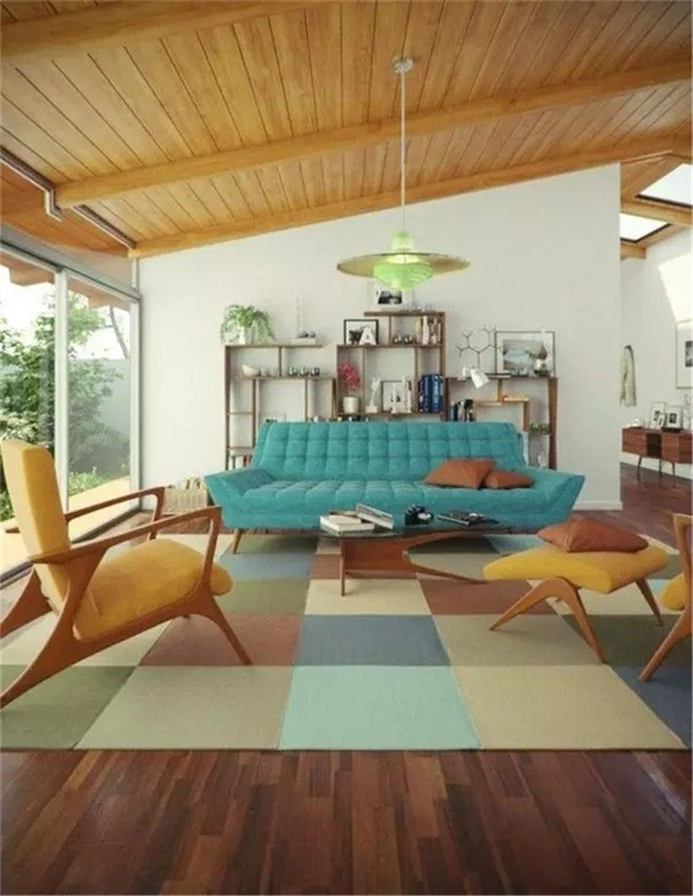 21 Beautiful Mid Century Modern Living Room Ideas In 2019 Mid