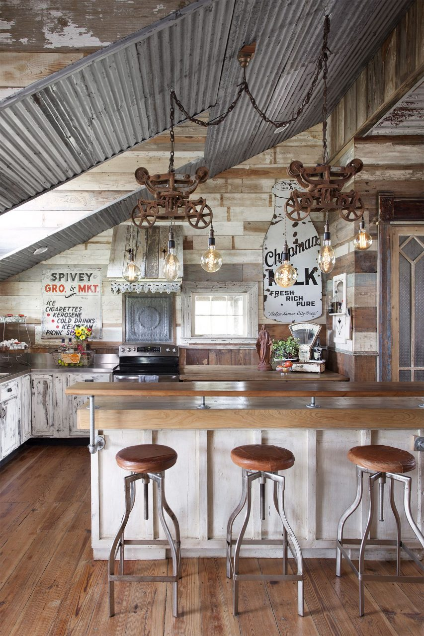 24 Farmhouse Style Kitchens Rustic Decor Ideas For Kitchens
