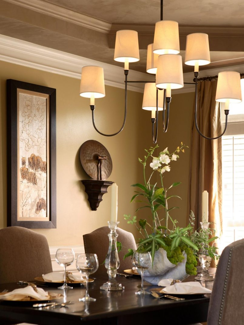 24 Most Matchless Chandelier For Long Table Casual Dining Room Light
