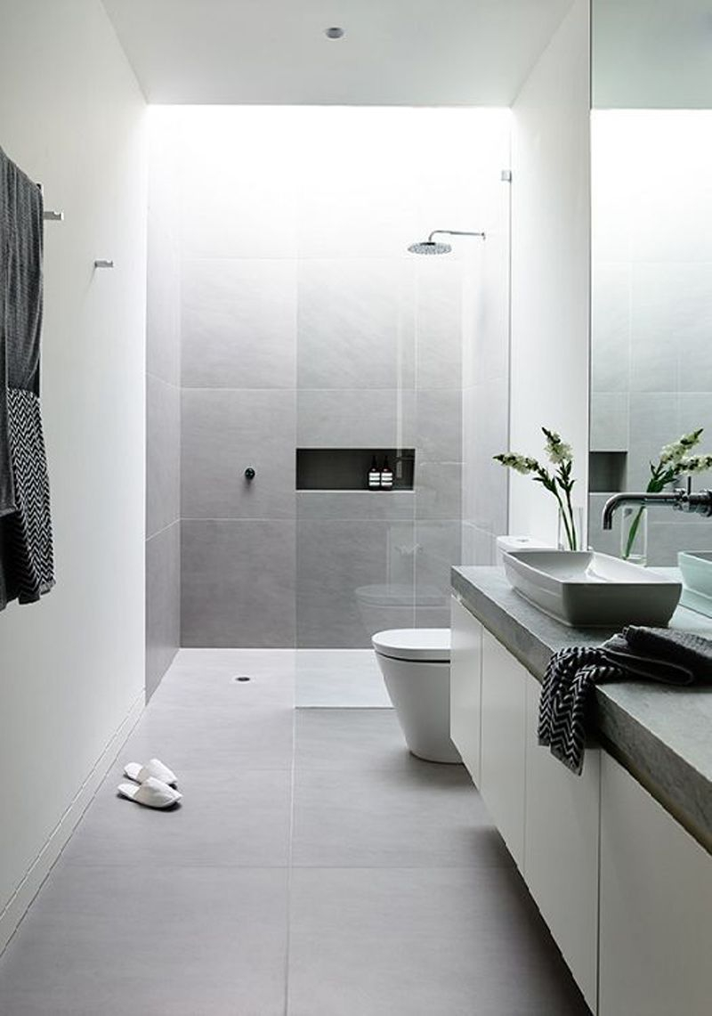 25 Gray And White Small Bathroom Ideas Homesweethome Bathroom