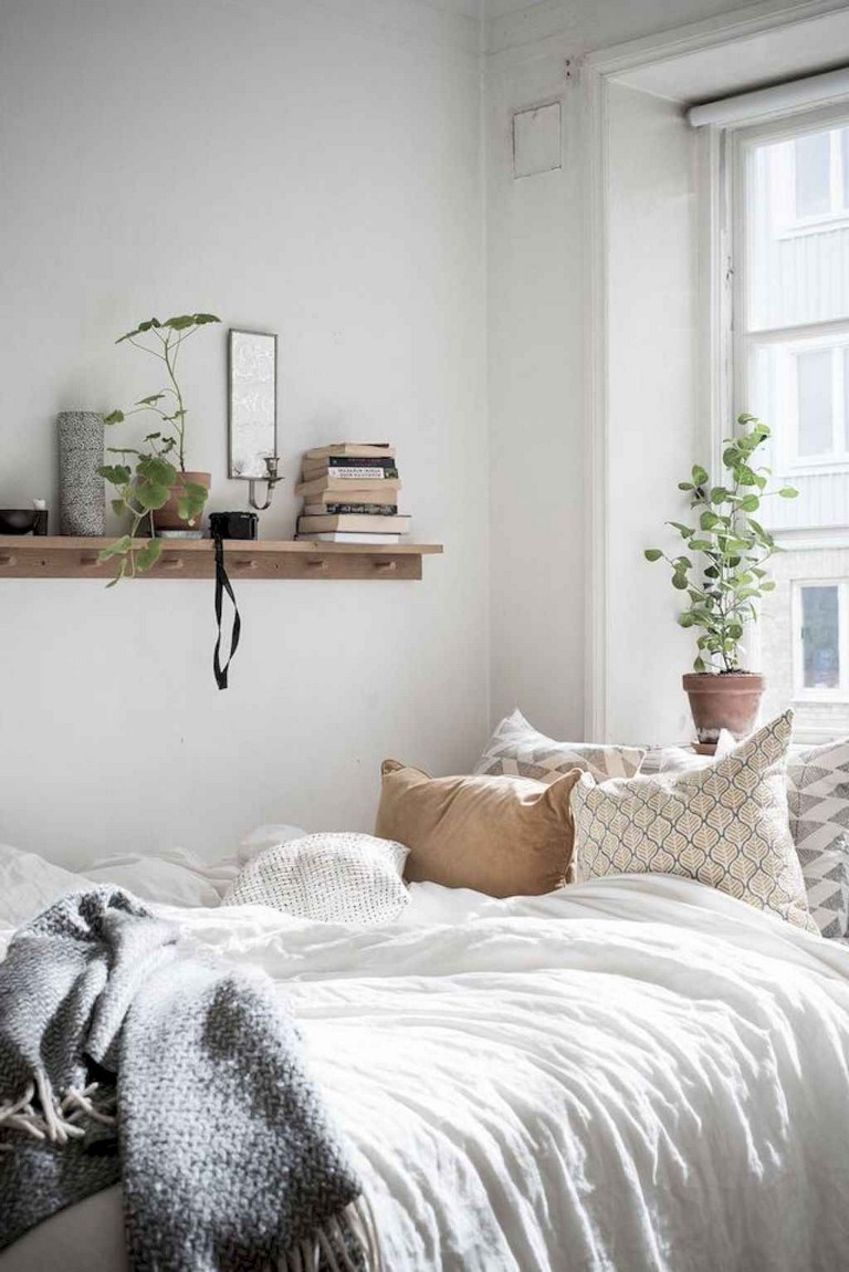 30 Cozy Scandinavian Bedroom Interior Design
