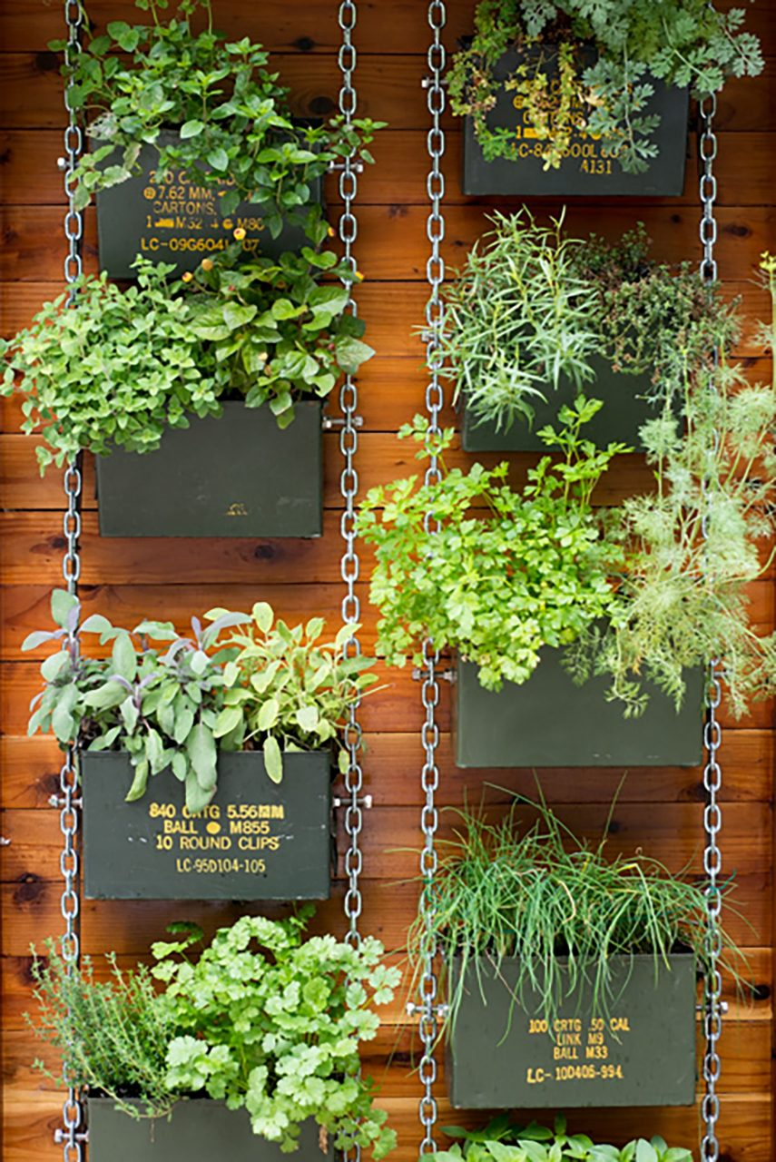 30 Creative Ways To Plant A Vertical Garden How To Make A
