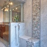 30 Grey Natural Stone Bathroom Tiles Ideas And Pictures Hookless