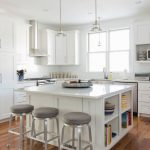 White Shaker Kitchen Cabinets Designs