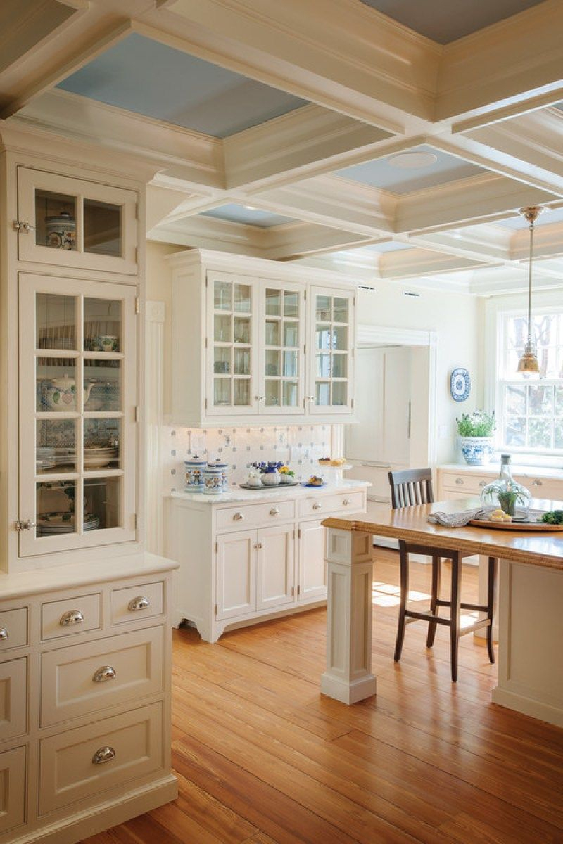 36 Best Beautiful Blue And White Kitchens To Love Kitchen
