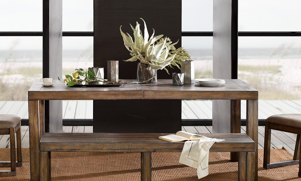 4 Quick Steps To Decorate Your Dining Room Table Overstock