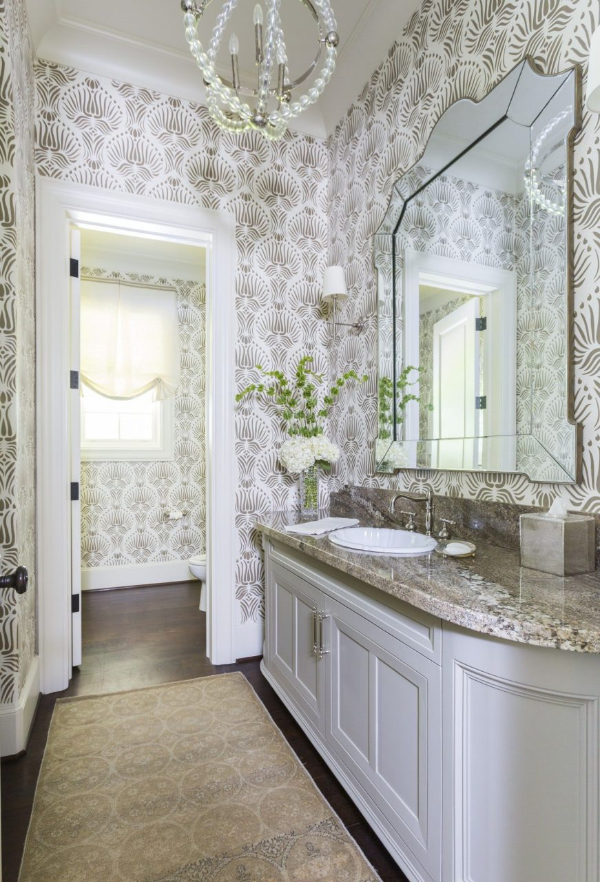 40 Stunning Powder Room Ideas Half Bath Decor Design Photos