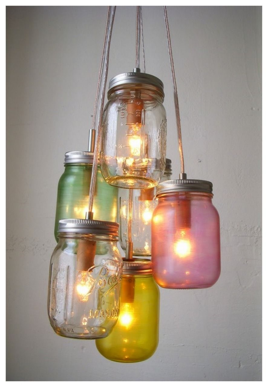 5 Great Outdoor Mason Jar Lighting Projects Diy Home Decor Ideas