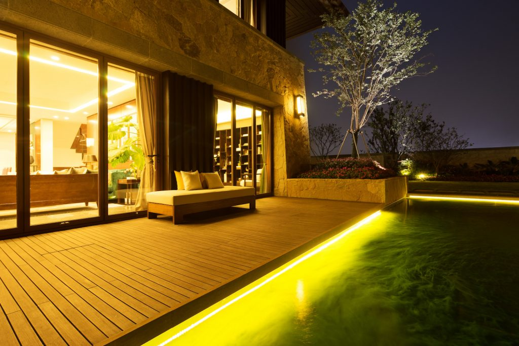 5 Unique Residential Landscape Lighting Design Ideas