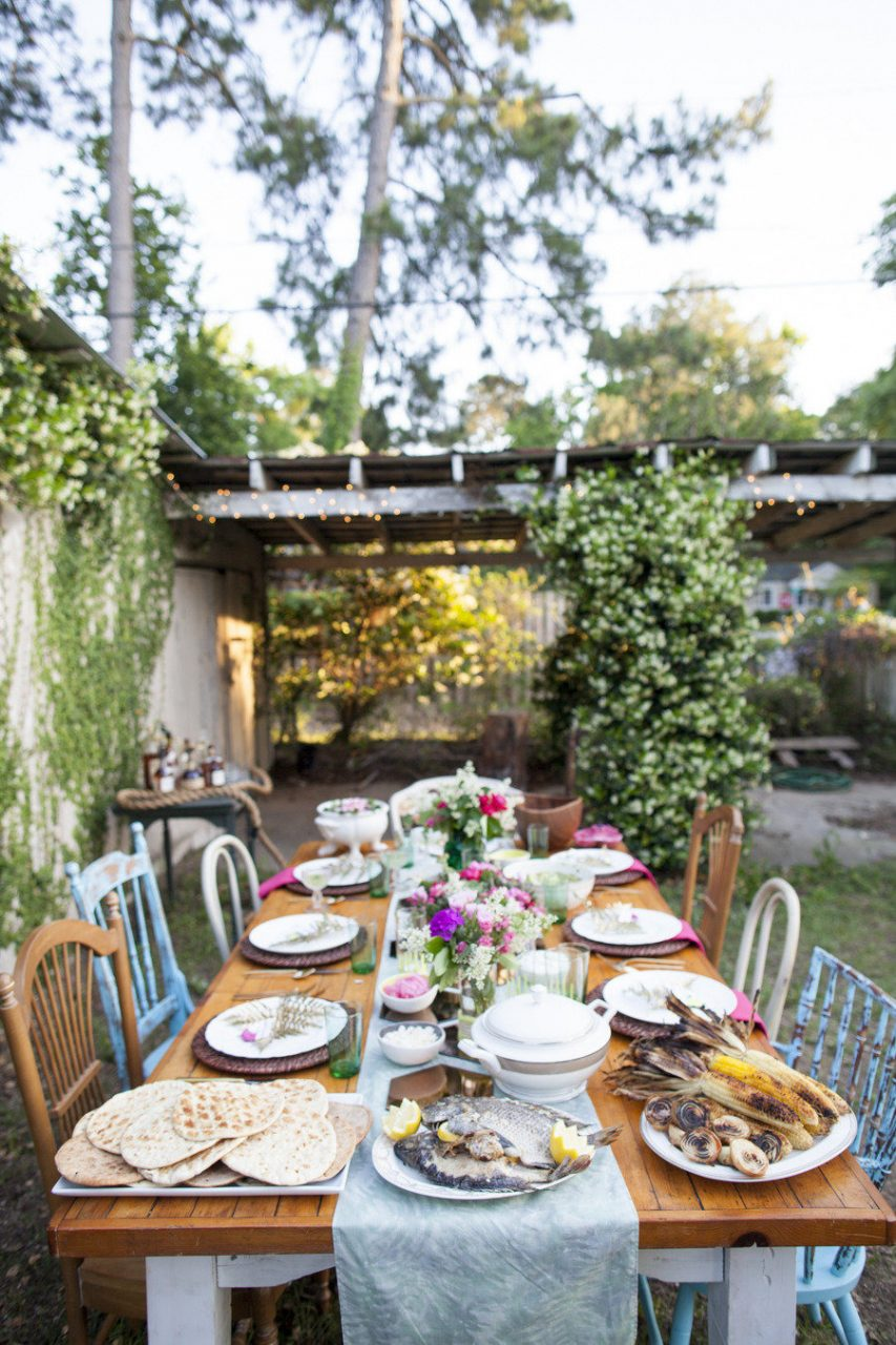 50 Outdoor Party Ideas You Should Try Out This Summer Deck And Patio