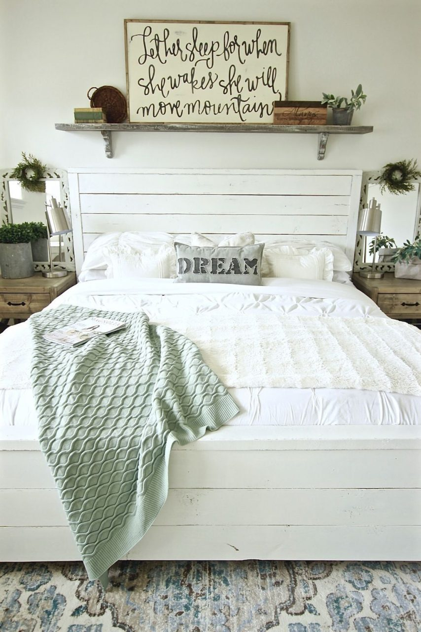 80 Urban Farmhouse Master Bedroom Remodel Ideas Teen Girls Bedroom