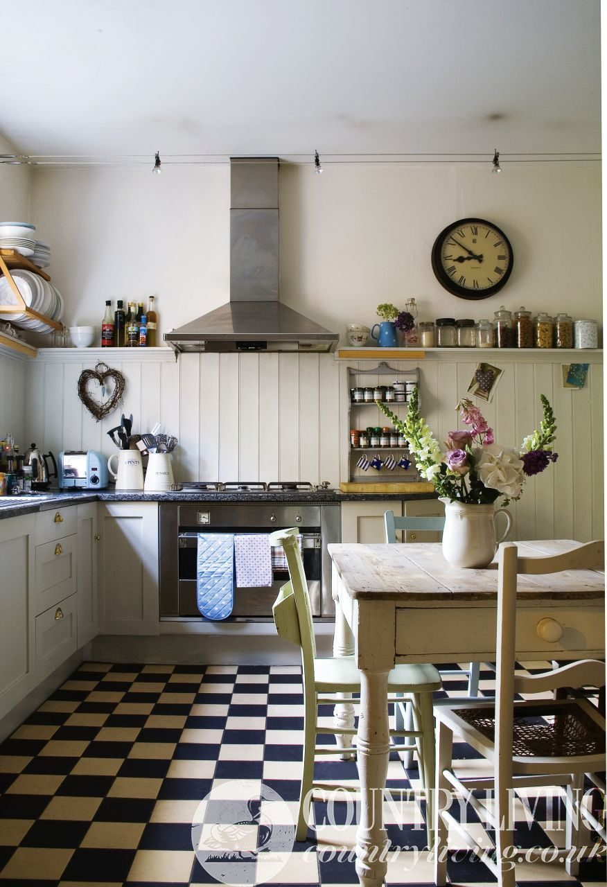 A Classic Country Living Kitchen Photo Charlotte Coward Williams