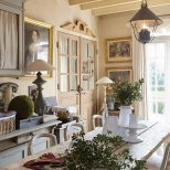 A Refined French Interior Decorating French Country House