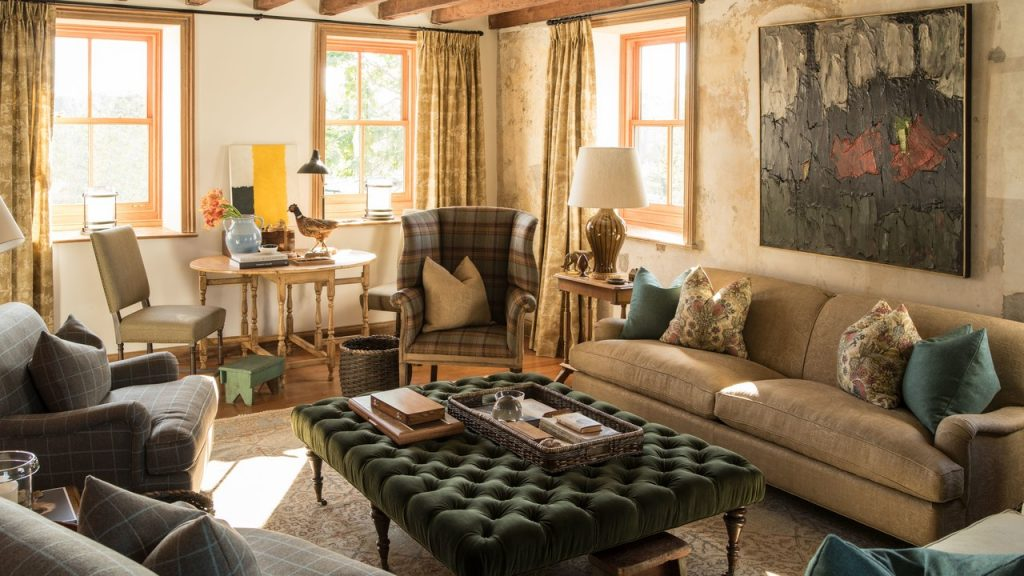 A Rustic Modern Canadian Farmhouse With Soul Architectural Digest