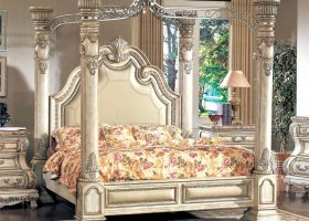 Adult Canopy Bed