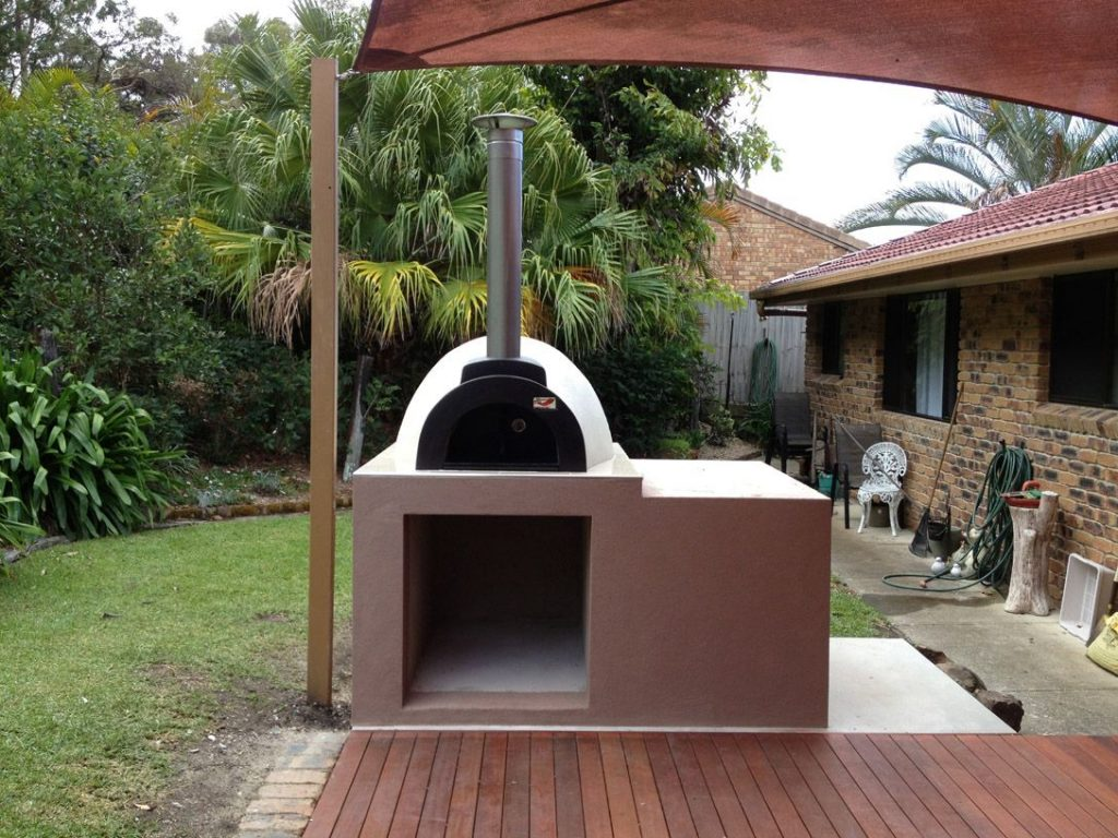 Alfresco Kitchens Woodfired Pizza Ovens Qld Allfresco Ovens