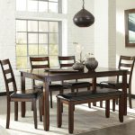 Ashley Black Dining Table Sets