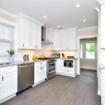 Awesome Wenge White Shaker Kitchen Cabinet Doors Pict For Styles