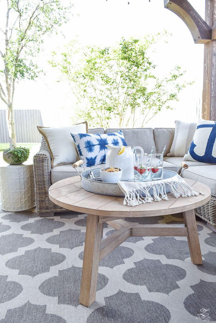 Backyard Patio Partytour Favorite Blogger Designs Diys