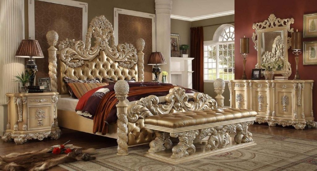 Baroque Style Bedroom Living Room Set Dining Room The Rococo